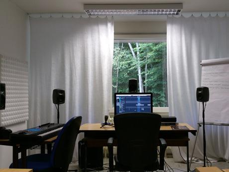 Audio Forschungslabor