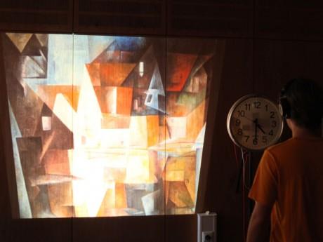 Vom Gemälde zur Soundinstallation