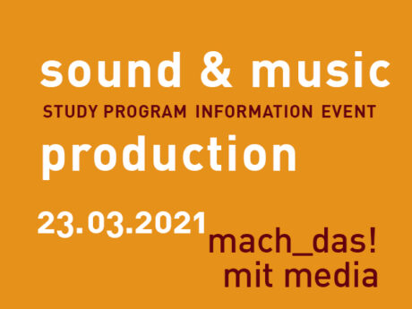mach_das –  mit Sound and Music Production