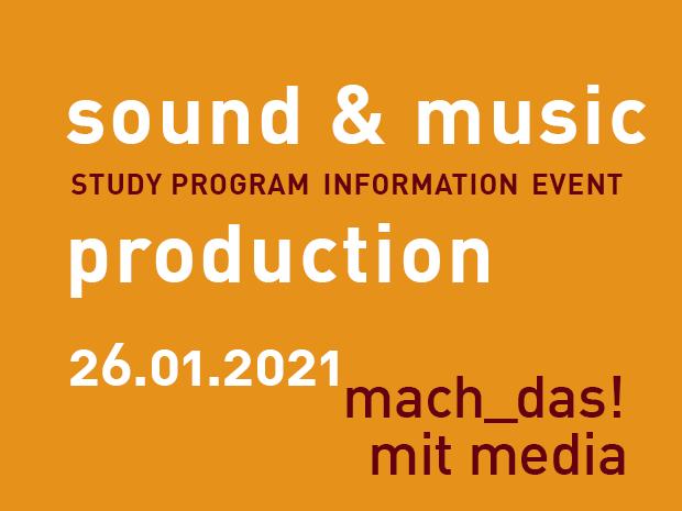 mach_das –  mit Sound and Music Production